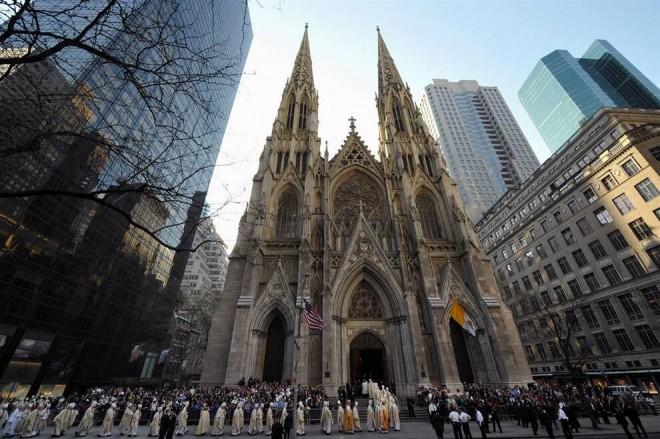 Собор Святого Патрика.