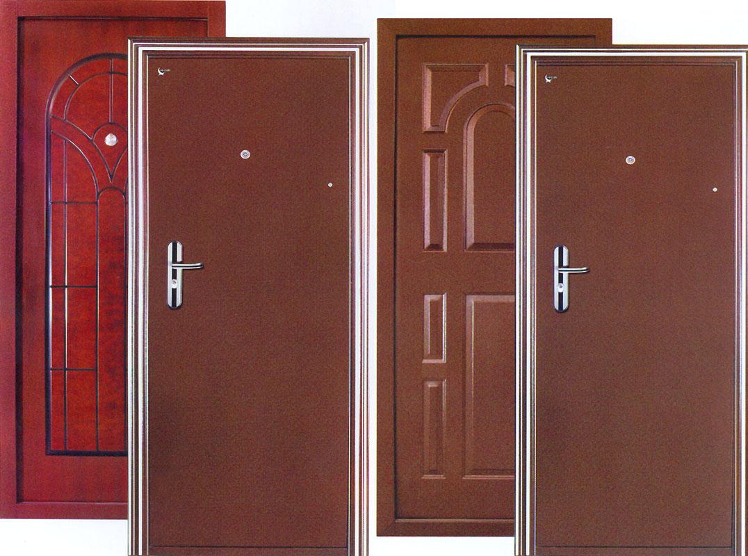 дверие металлические