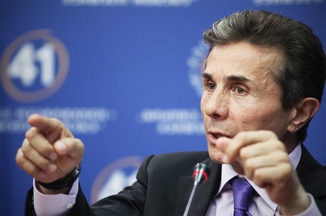 Политические разборки в структуре власти Грузии