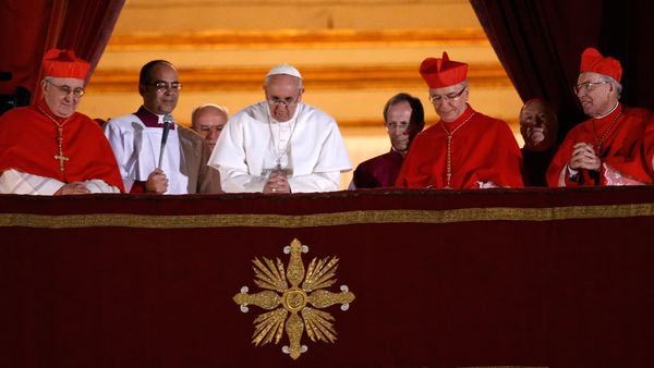 Папа Римский Франциск вновь диктует свои условия.