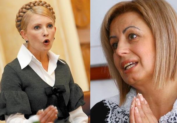 Анна Герман и Юрий Луценко верят в милосердие Виктора Януковича