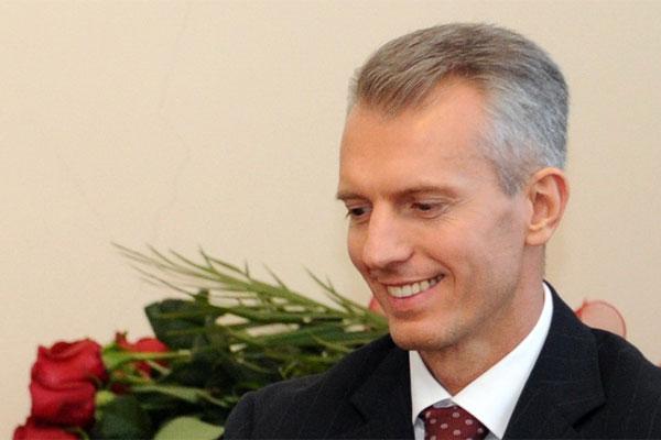 Как Хорошковский праздновал покупку «Интера»