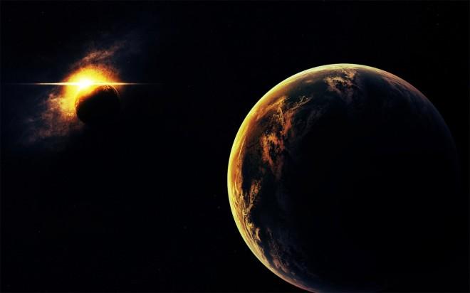 Лунное затмение и новая дата конца света