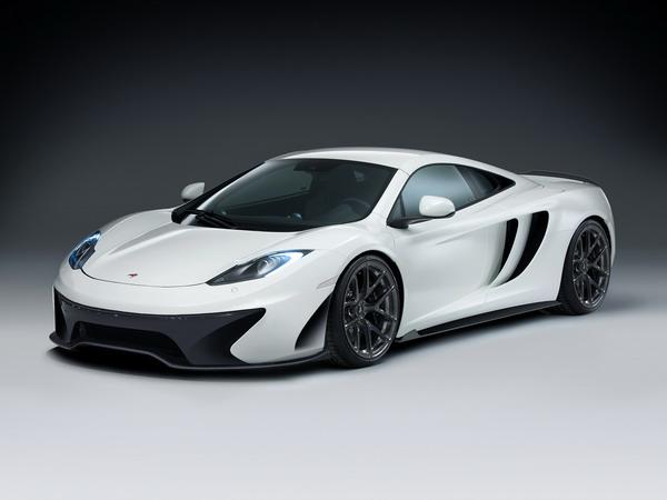 Новый McLaren P13 готов сразится за первенство с Porsche 911