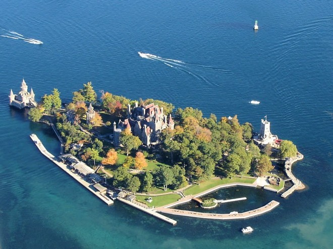 October 7, 2006: Heart Island and Boldt Castle