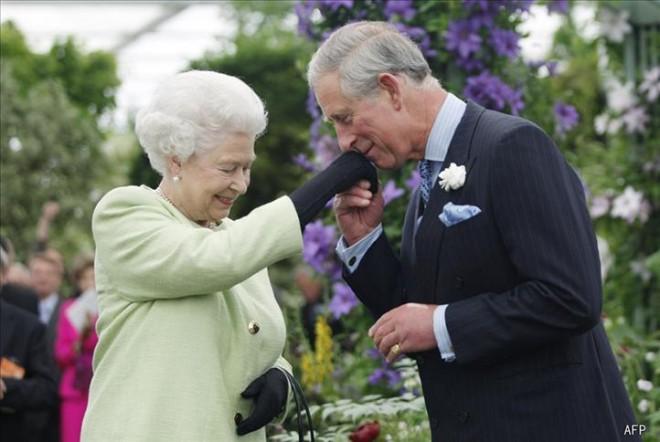 87 летняя Елизавета II переложила часть полномочий на принца Чарльза.