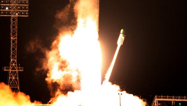 Ракета «Зенит после двух минута полета ушла на дно