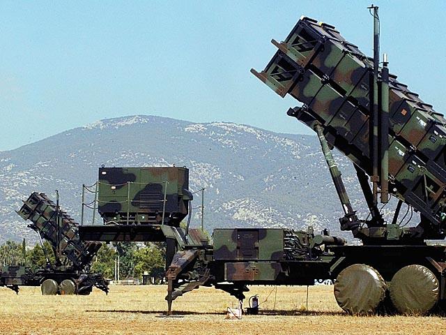 На охрану турецко-сирийского кордона заступили немецкие батареи Patriot