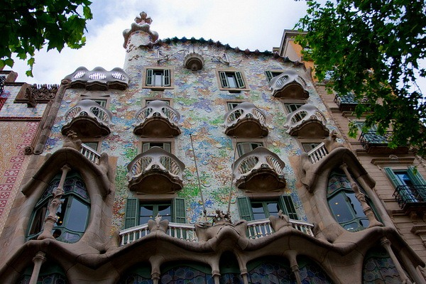 Рейтинг самых необычных домов в мире