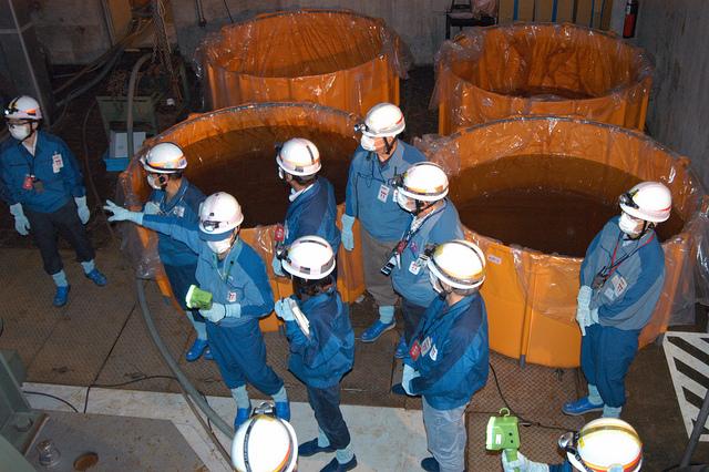 Американские ликвидаторы подали в суд на руководство «Фукусима»