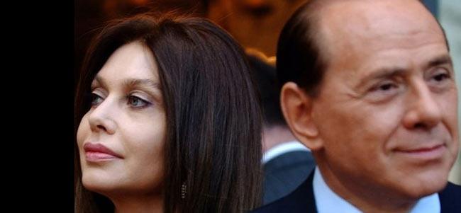 Бывшая Берлускони хорошенько потрясла эго кошелек, прежде чем отпустить эго под венец