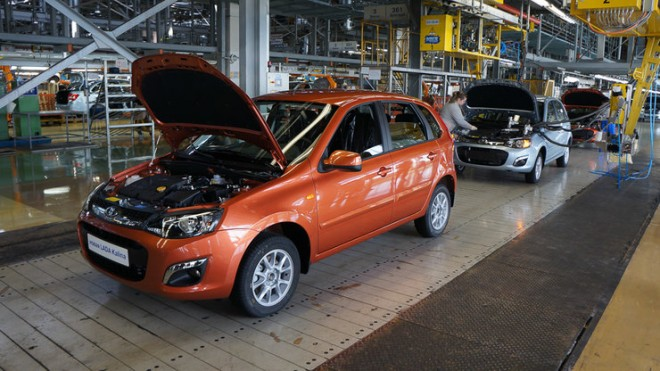 ЗАЗ сокращает производство и ведет переговоры с General Motors