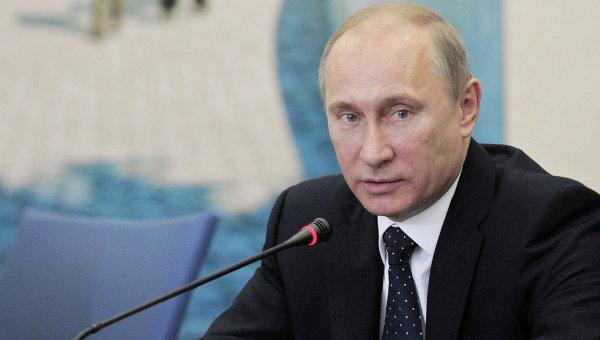 Путин: саммит G8 и «Formula -1» пройдут в Сочи