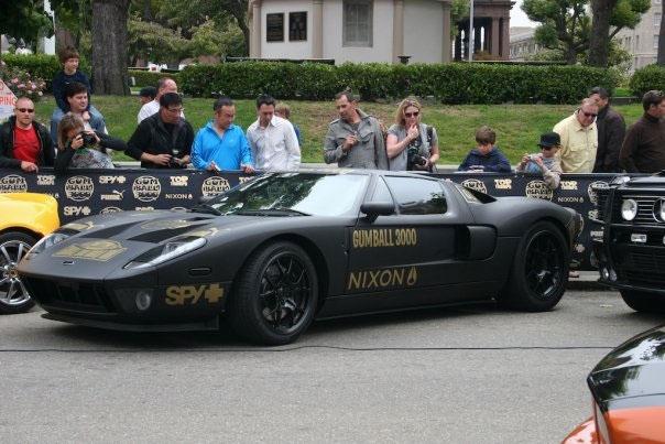 В России впервые пройдет стритрейсинг Gumball 3000, гонка для миллионеров.