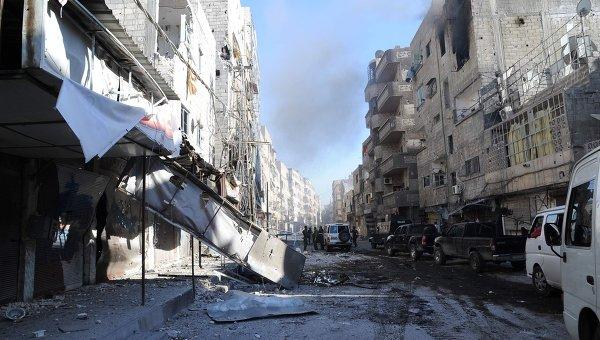 В Сирии за отказ поддержать оппозицию были убиты 24 парня.