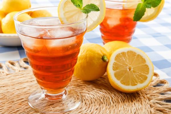 Клубнично-базиликовый чай – кулинарный рецепт