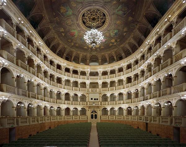 Самые красивые оперные театры в мире.