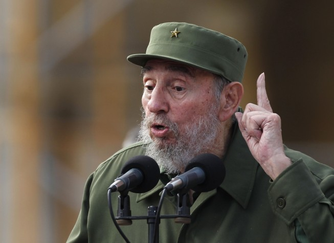 Фидель Кастро лично опроверг слухи о тяжелой болезни