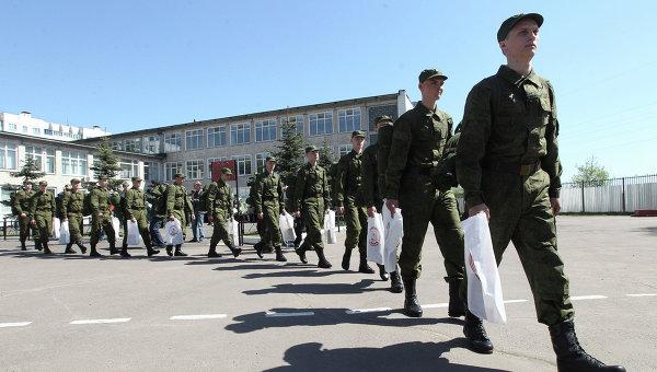 Российских призывников будут проверять на склонность к извращению по методикам КГБ