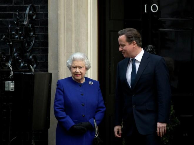 Правительство Великобритании сделало Елизавете II, удивительный подарок