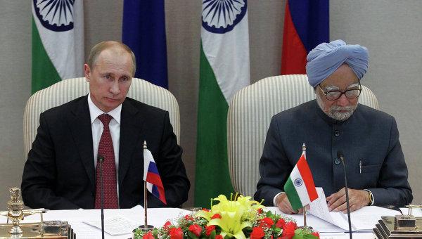 Путин в Индии хорошо позаботился о российской экономике и о спине своей не забыл.