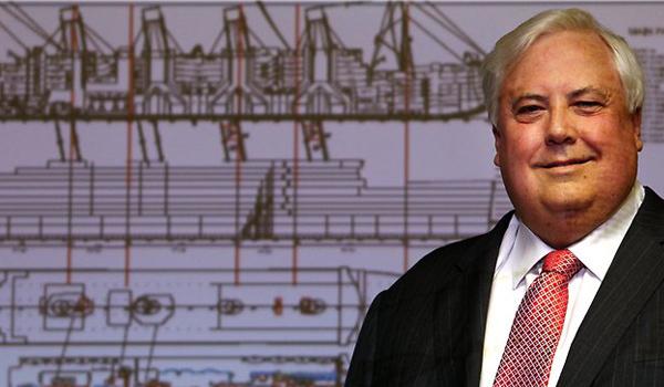 Австралийский миллиардер, построит  клон Титаника.
