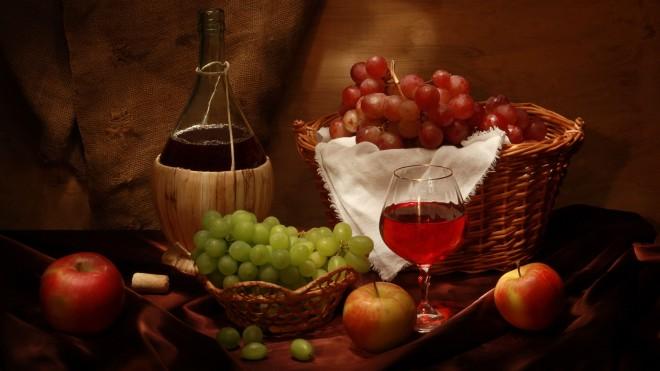 Домашнее вино из ягод и фруктов