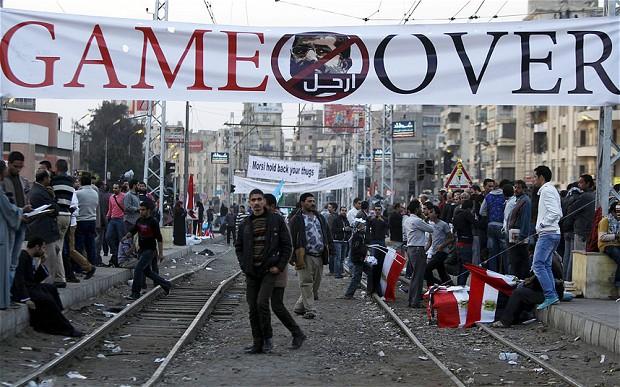 Египетская оппозиция готова на все, чтобы свергнуть президента