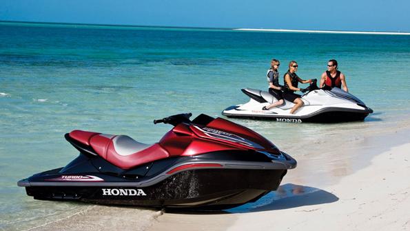 Гидроцикл Honda AquaTrax