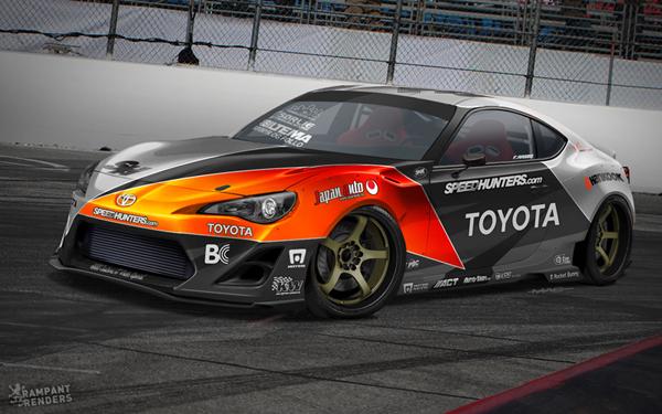Самый мошной электрокар и самый быстрый дрифт от Toyota