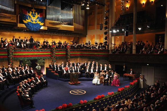 Нобелевская премия 2012 года