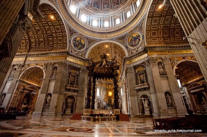 Сегодня в Ватикане состоится интронизация Папы Франциска