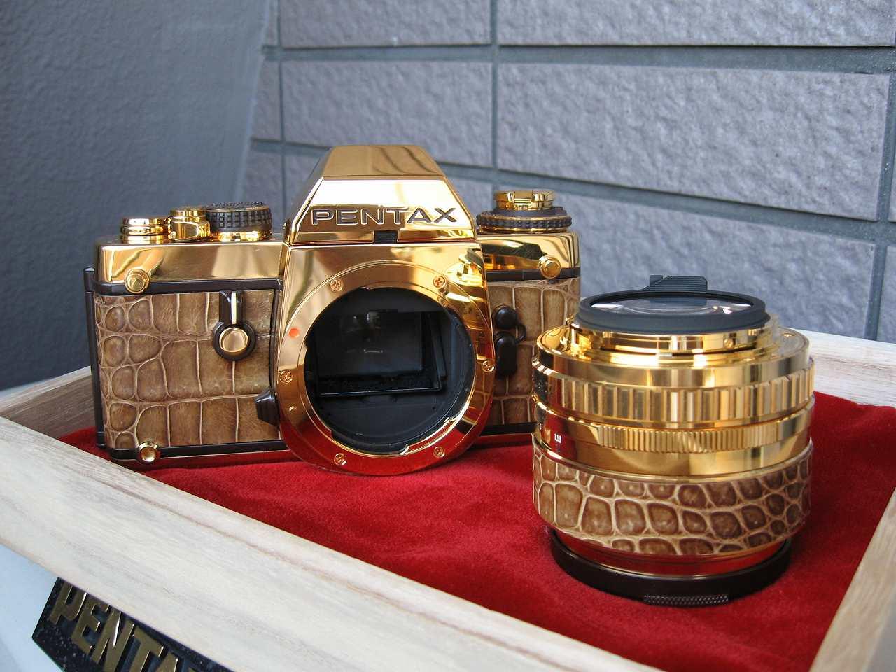 Самый дорогой фотоаппарат 4 фотография