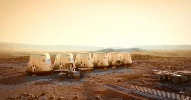Более 78 тысяч человек выявили желание купить билет на Марс в один конец