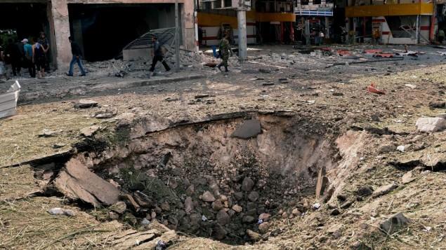 Турция нанесла новые удары по Сирии
