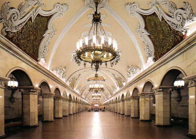 Студия Артема Лебедева нарисовал лучшую схему московского метро