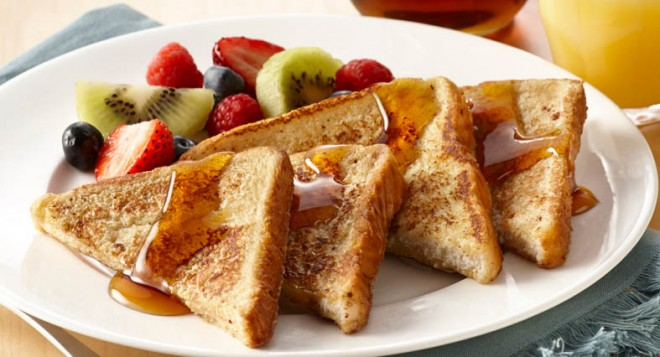 Французские гренки и тосты: быстро и очень вкусно