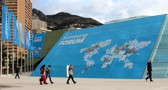 Итог Samsung Forum в Монако