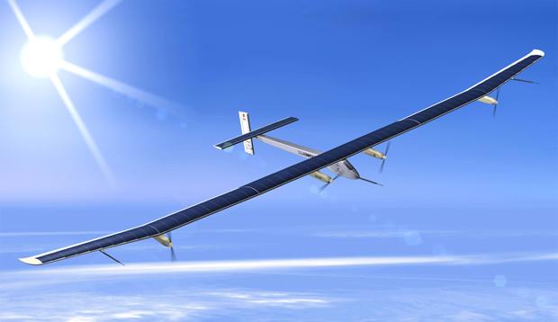 Удастся ли швейцарцам перелететь США самолетом на солнечных батареях