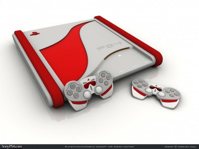 Sony презентует приставку PlayStation 4