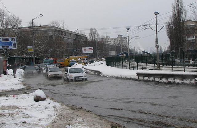 Экологи и эксперты уверены, что  затопления Киева неизбежно.