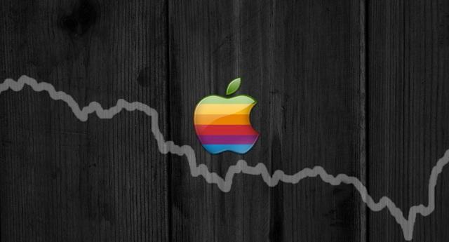Из-за падения акций компания Apple готовится к серьёзным переменам