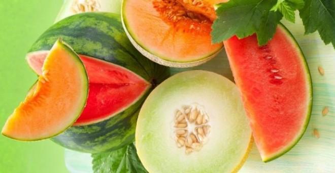Как выбрать спелый арбуз и дыню?