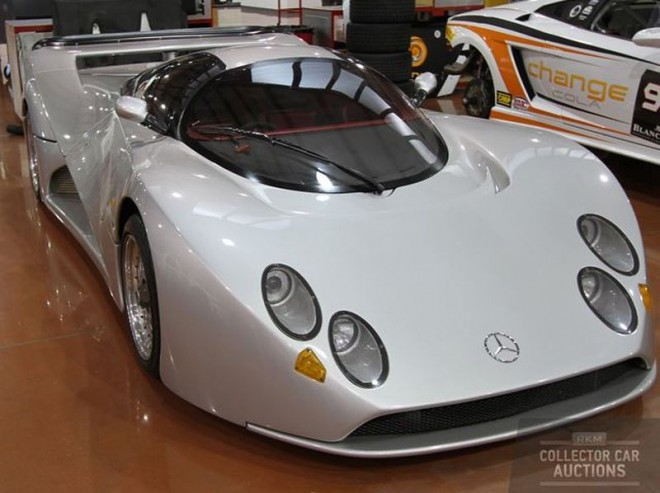 Самый быстрый суперкар Lotec Mercedes-Benz C1000 выставят на торги