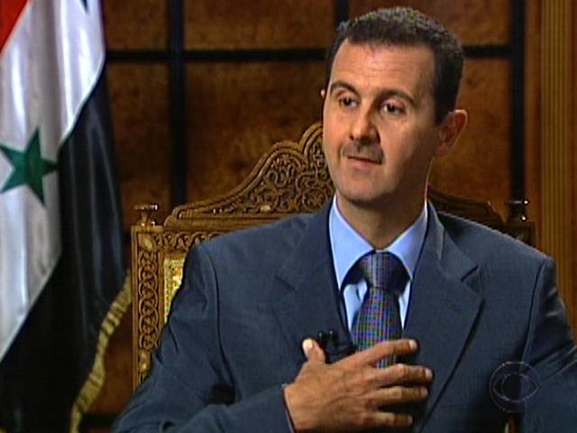 Башар Асад стоит 25 миллионов долларов.