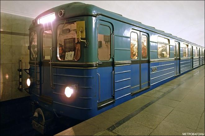 Киевское метро получит обновленный подвижной состав.