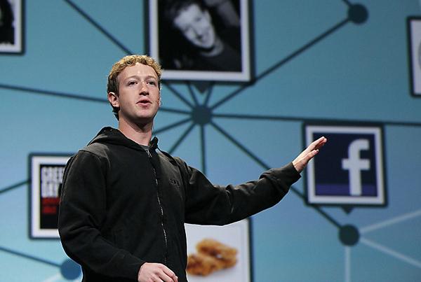 Facebook,  не имей сто рублей, а имей миллиард друзей