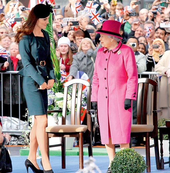 Герцогиня Кембриджская станет мамой принцессы