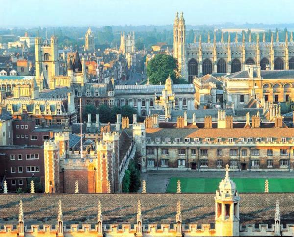 Россия за100 млрд руб построит свой Кембридж