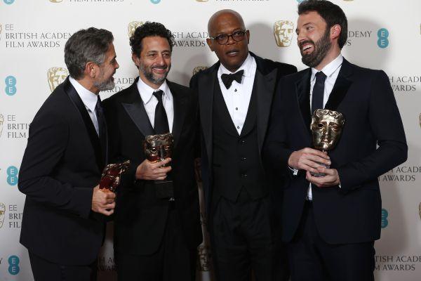 На премии БАФТА «Операция Арго» вновь лучше «Линкольн»